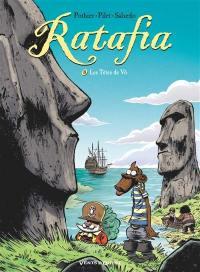 Ratafia, Les têtes de vô, Vol. 8
