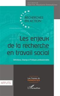 Les enjeux de la recherche en travail social