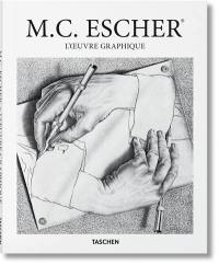 M.C. Escher : l'oeuvre graphique : 1898-1972