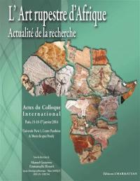 L'art rupestre d'Afrique