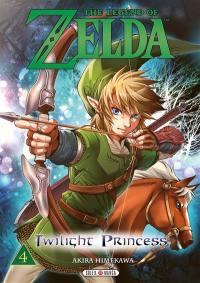 The legend of Zelda. Volume 4, The legend of Zelda