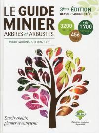 Le guide Minier arbres et arbustes