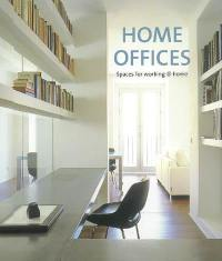Home offices : spaces for working @ home