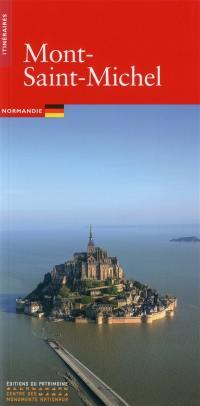 Mont-Saint-Michel : Normandie