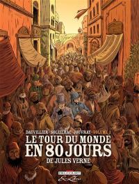 Le tour du monde en 80 jours, de Jules Verne. Volume 1,