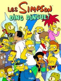 Les Simpson. Volume 37, Ding dingue !