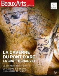 La caverne du Pont d'Arc, la grotte Chauvet