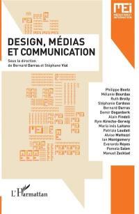MEI Médiation et information. n° 41, Design, médias et communication