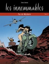 Les innommables. Volume 9, Pas-de-Mâchoire
