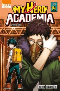 My hero academia. Volume 14, Révisions