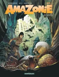 Amazonie : Kenya, saison 3. Volume 3