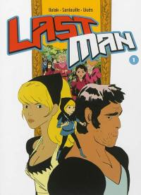 Last Man. Volume 1, Last Man