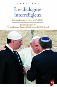 Les dialogues interreligieux