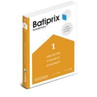 Batiprix 2018 : bordereau. Volume 1, Gros oeuvre, étanchéité, ravalement