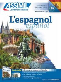 L'espagnol : pack CD