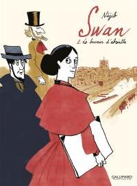 Swan. Volume 1, Le buveur d'absinthe