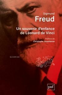 Oeuvres complètes : psychanalyse, Un souvenir d'enfance de Léonard de Vinci