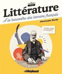 Littérature : à la rencontre des romans français