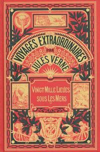 Les voyages extraordinaires. Volume 2, Vingt mille lieues sous les mers