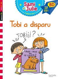 Tobi  a disparu