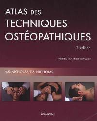 Atlas des techniques ostéopathiques