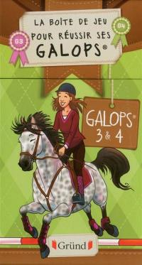 Galops 3 & 4