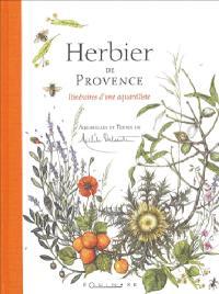 Herbier de Provence : itinéraire d'une aquarelliste