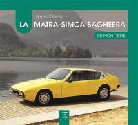 La Matra-Simca Bagheera de mon père