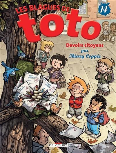 Les blagues de Toto. Volume 14, Devoirs citoyens