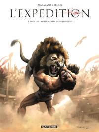 L'expédition. Volume 3, Sous les larmes sacrées de Nyabarongo