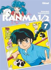 Ranma 1-2. Volume 7,