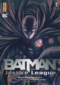 Batman & the Justice League. Volume 1