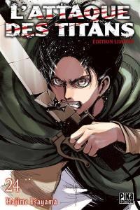 L'attaque des titans. Volume 24, L'attaque des titans