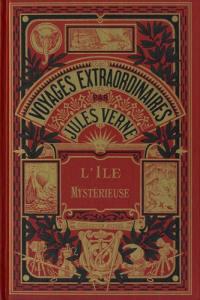 Les voyages extraordinaires, L'île mystérieuse. Volume 2