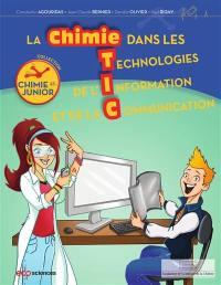 La chimie dans les technologies de l'information et de la communication : tablettes, smartphones...