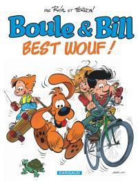 Boule et Bill, Boule & Bill : best wouf !