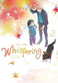 Whispering. Volume 2, Whispering