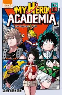 My hero academia. Volume 8, Momo Yaoyorozu
