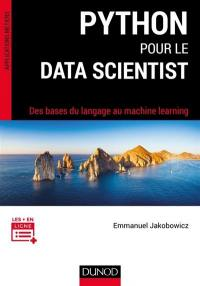 Python pour le data scientist