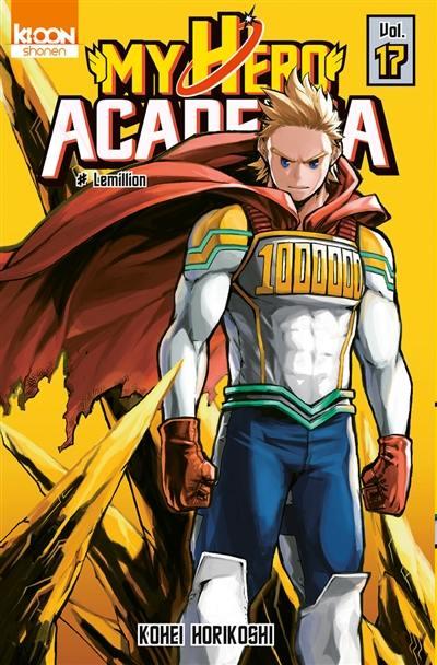 My hero academia. Volume 17, Le million