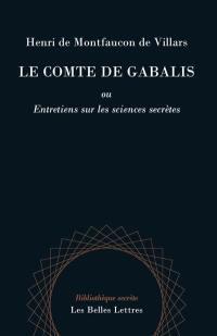 Le comte de Gabalis ou Entretiens sur les sciences secrètes