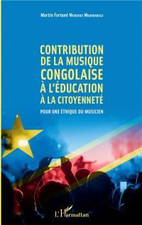 Contribution de la musique congolaise à l'éducation à la citoyenneté