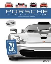 Porsche : les modèles de légende