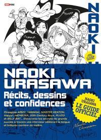 Naoki Urasawa : récits, dessins et confidences : le guide officiel