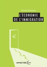 L'économie de l'immigration