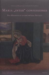 """Maria """"inter"""" confessiones"""