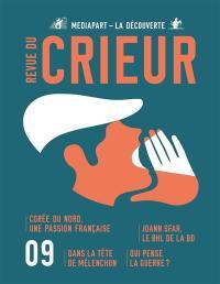 Revue du crieur. n° 9