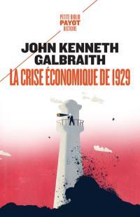 La crise économique de 1929