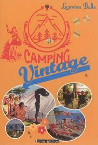 Camping vintage