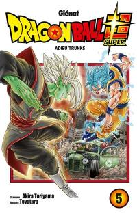 Dragon ball super. Volume 5,